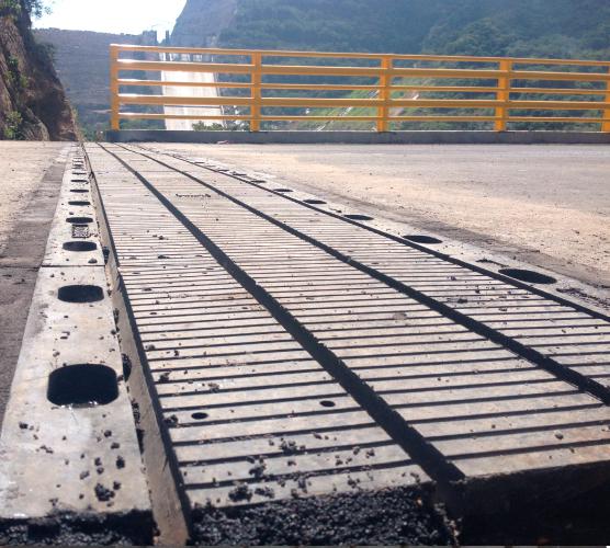 Imagen de juntas para puentes