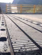 Juntas de dilatación puentes