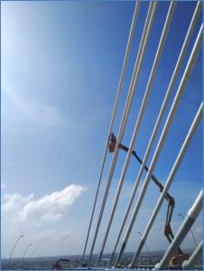 sistema monitoreo dinamico puente pumarejo monitoreo